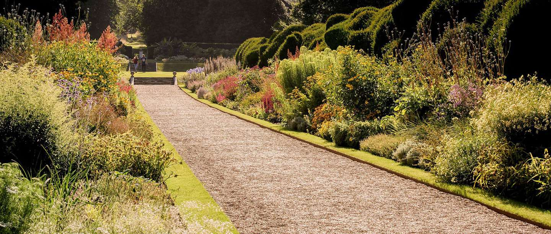 Walmer Castle's gardens