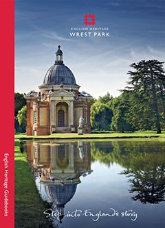 Wrest Park guidebook