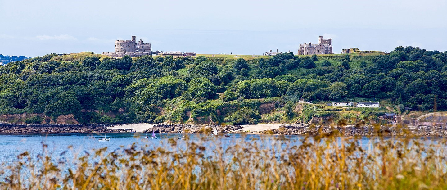 Event Spaces And Prices Pendennis Castle English Heritage