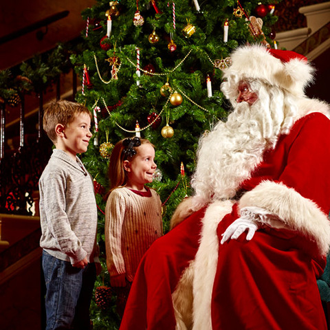 Father Christmas 2019 An audience with Christmas at Bolsover Castle 30 Vovember 2019